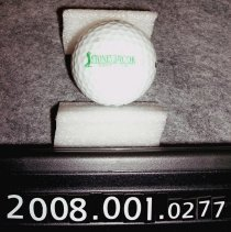 Image of 2008.001.0277 - Ball, Golf