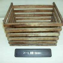 Image of 2008.048.0003a - Crate, Shipping