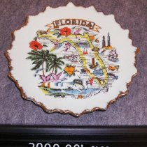 Image of 2009.001.0162 - Plate, Commemorative