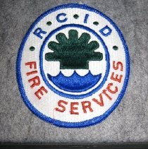 Image of 2009.001.0404 - Patch, Fire