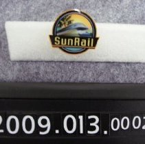 Image of 2009.013.0002 - Pin, Promotional
