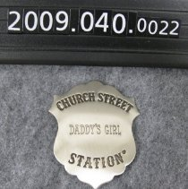 Image of 2009.040.0022 - Pin, Commemorative