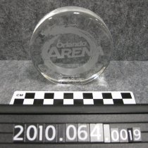 Image of 2010.064.0019 - Paperweight