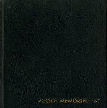 Image of R 371.8 Bishop Moore 1967 c.2 - Yearbook