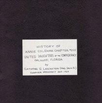 Image of R 367 Lan 1898-1968 - Book
