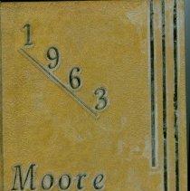 Image of R 371.8 Bishop Moore 1963 - Yearbook