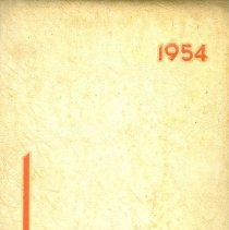 Image of R 371.8 Boone 1954 c.2 - Yearbook