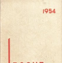 Image of R 371.8 Boone 1954 c.3 - Yearbook
