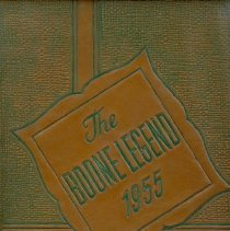 Image of R 371.8 Boone 1955 - Yearbook
