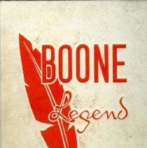 Image of R 371.8 Boone 1957 - Yearbook