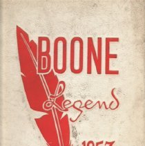 Image of R 371.8 Boone 1957 c.2 - Yearbook