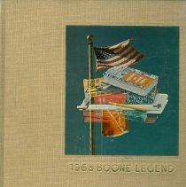Image of R 371.8 Boone 1968 c.2 - Yearbook