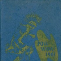 Image of R 371.8 Cherokee 1961 c.1 - Yearbook
