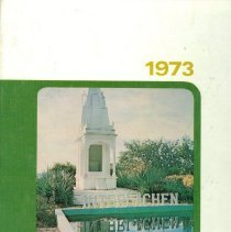 Image of R 371.8 Florida Southern 1973 - Yearbook