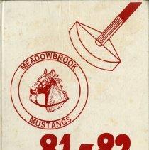 Image of R 371.8 Meadowbrook Jr 1982 - Yearbook