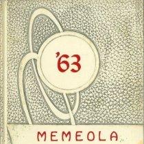 Image of R 371.8 Memorial Jr 1963 - Yearbook