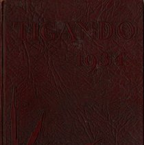 Image of R 371.8 Orlando 1934 c.1 - Yearbook