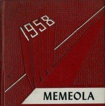 Image of R 371.8 Memorial Jr 1958 - Yearbook