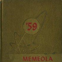 Image of R 371.8 Memorial Jr 1959 c.1 - Yearbook
