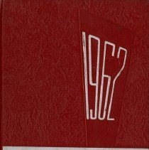 Image of R 371.8 Memorial Jr 1962 - Yearbook