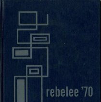 Image of R 371.8 Robert E. Lee 1970 - Yearbook