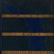 Image of R 371.8 UFlorida 1936 c.2 - Yearbook