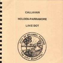 Image of R 975.9241 Cal - Book