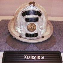 Image of XD100.001 - Helmet, Fire