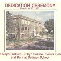 Image of 1988.076.0002 - Program