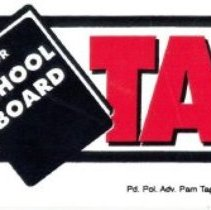 Image of 1996.055.0057 - Sticker, Bumper