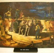 Image of XE001.002 - Painting