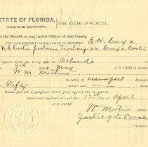 Image of 1960.006.0001 - Documents
