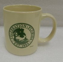 Image of 1996.019.0001 - Cup, Coffee