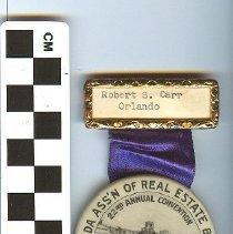 Image of 1983.050.0006 - Badge, Identification