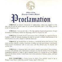 Image of 2014.008.0014 - Proclamation