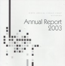 Image of 2004.001.0098 - Report, Annual