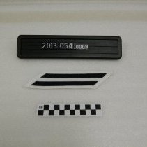 Image of 2013.054.0009 - Patch, Military