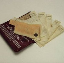 Image of 1982.113.0034A - Wallet