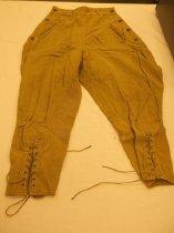 Image of 1982.020.0001 - Pants