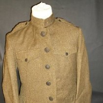 Image of 2000.029.0002 - Jacket, Uniform