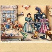 Image of 1986.016.0015 - Card, Greeting