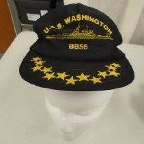Image of 2009.045.0002 - Hat