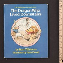 """Image of Book - Book: """"The Dragon Who Lived Downstairs"""""""