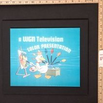 Image of AR_00092.1 - A WGN Television Color Presentation (Garfield Goose Opening Slide)