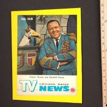 Image of AR_00156 - TV News - w/Frazier & Garfield on Cover [Aug 1967]