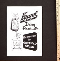 Image of AR_00092.4 - Kraml Milk Dairy Products advertisement