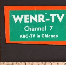 Image of AR_00114 - WENR-TV Channel 7 Logo