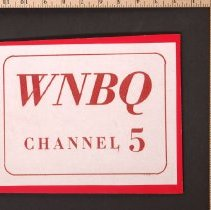 Image of AR_00115 - WNBQ-TV Channel 5 Logo