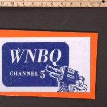 Image of AR_00127 - WNBQ-TV Logo