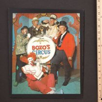 Image of AR_00265 - Photo - Bozo's Circus Cast [c. 1970s]